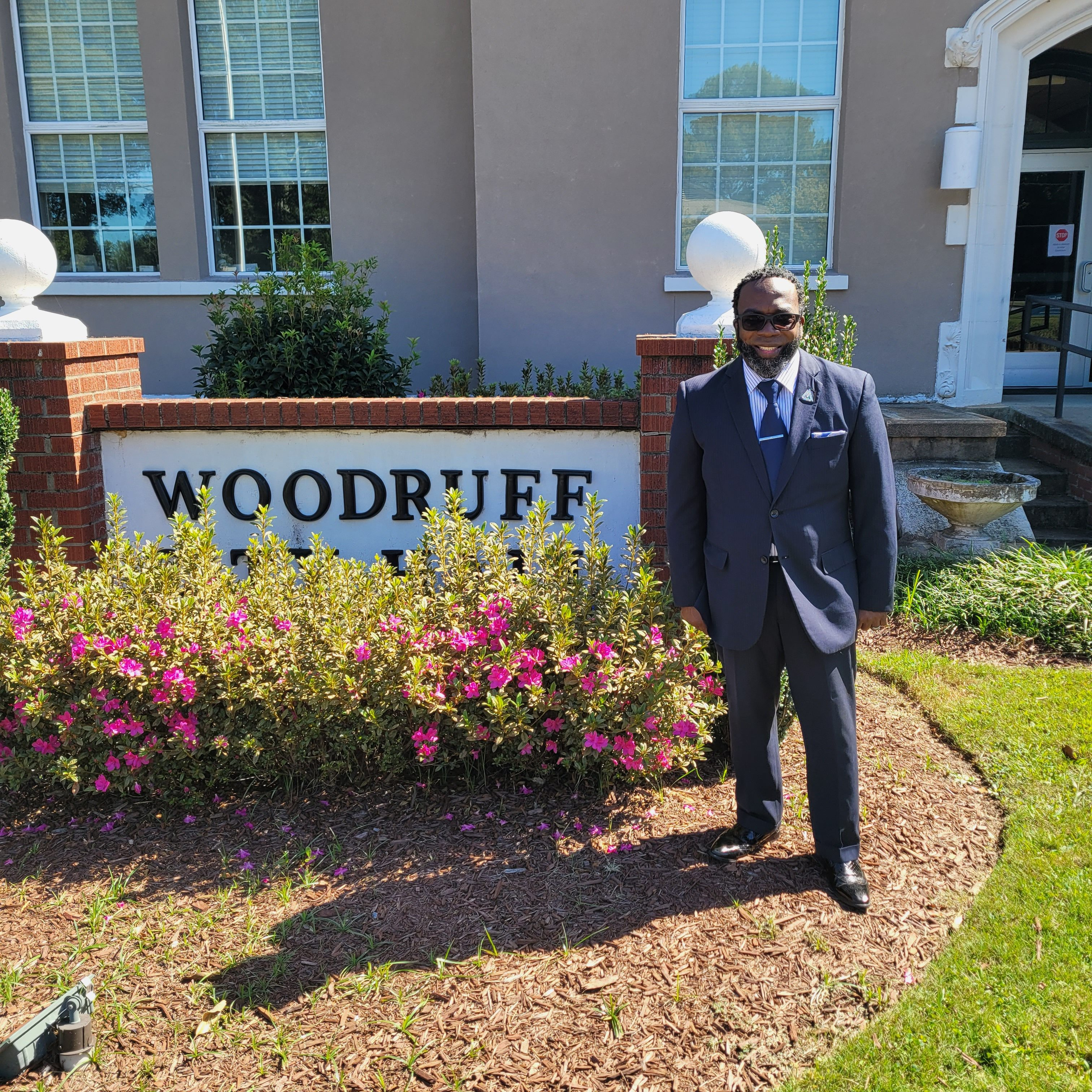 City of Woodruff Appoints First City Chaplain