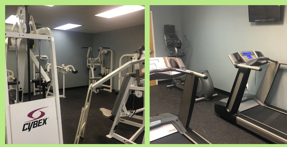 Fitness Center at Woodruff Leisure Center Reopens