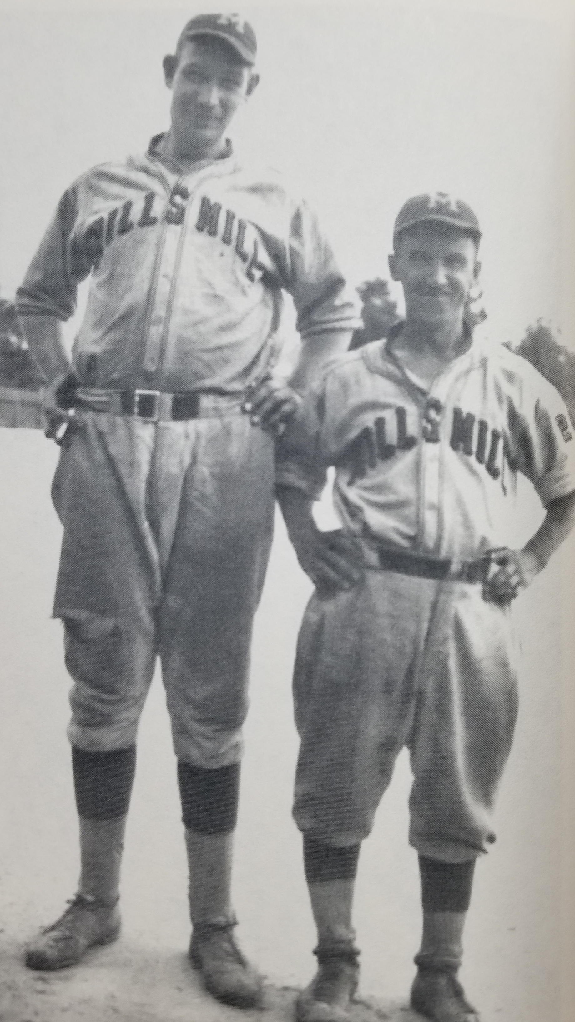 Part Eight - Fruits of the Looms: With Legendary Players, Rivalries, Remarkable Feats, and Urban Legends, Textile Leagues Forever Shaped the Game of Baseball in Woodruff