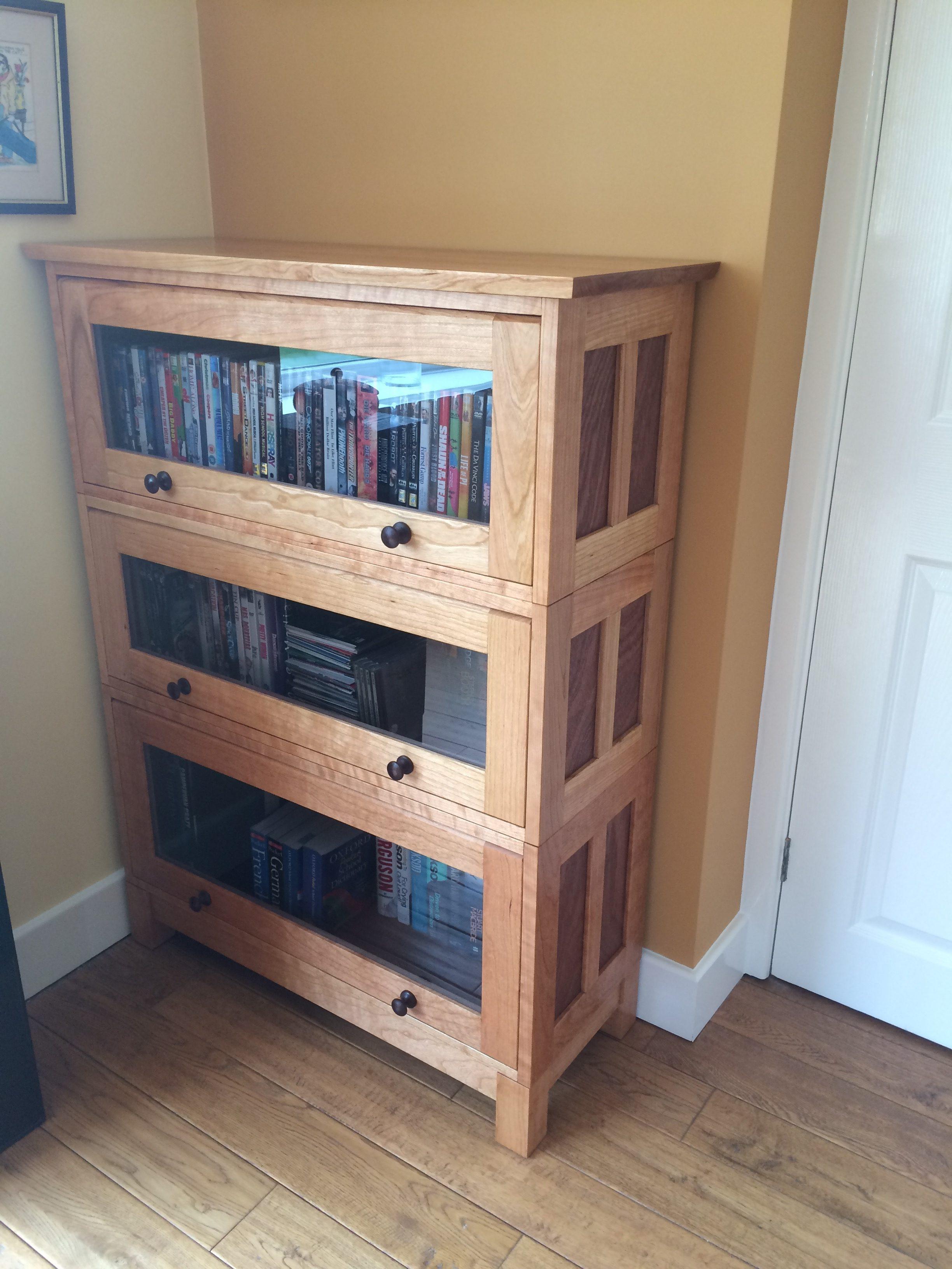 Barrister S Bookcase The Wood Whisperer Guild