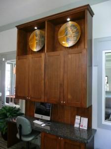 Apartment Clubhouse desk