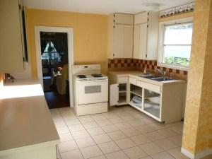 Cottage kitchen project