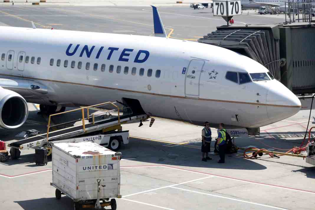United Airlines Passenger Who Died On Flight Had Covid-19