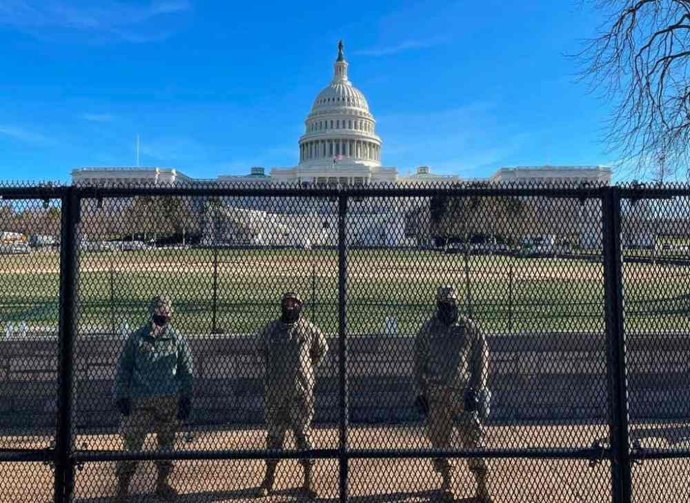 Biden Inauguration: States Activate National Guard Troops