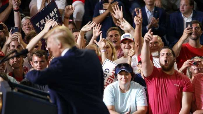 Trump Finds His Supporters In Pennsylvania Leaders