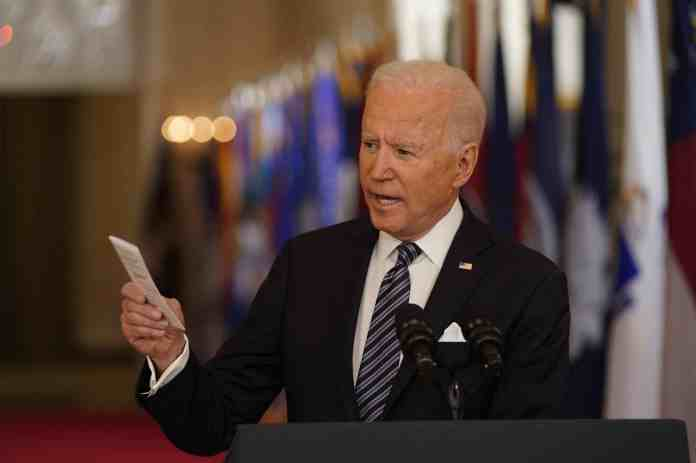 President Joe Biden Said On The Fourth Of July That The New Normal Today Is Taking Coronavirus Vaccinations