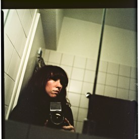 Monica Tarocco self-portrait