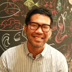 In Conversation: Eric Huang