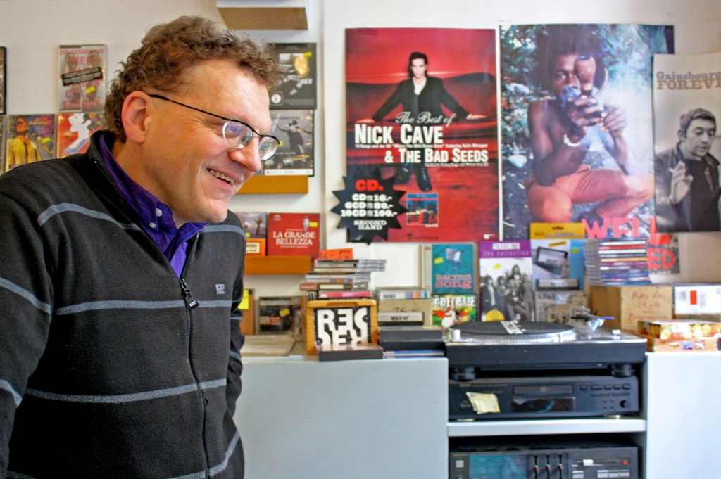 Notes from the Unexpected: Veit Stauffer and a record store