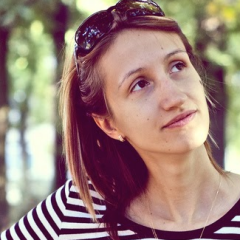 In Conversation: Olga Bushkova
