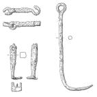 Archaeological illustration by Martina Bisaz