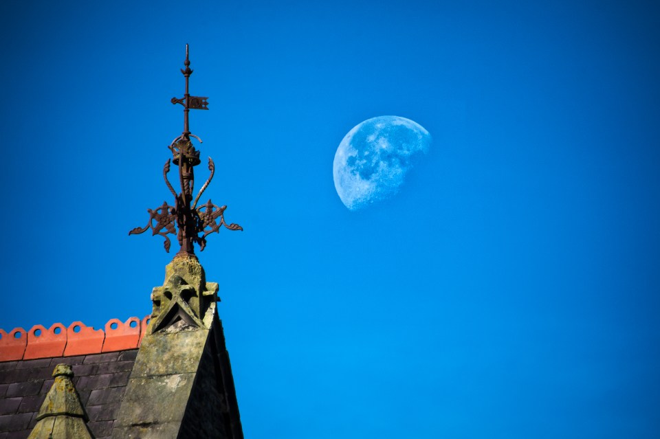 Aber Moon by Craig Kirkwood