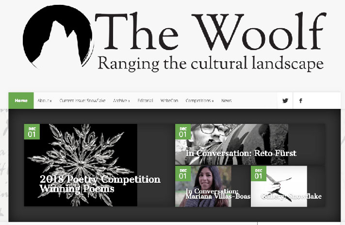 The Woolf - Ranging the cultural landscape