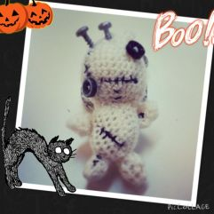 zombies crochet pattern