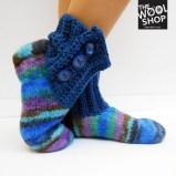 pantofole infeltrite