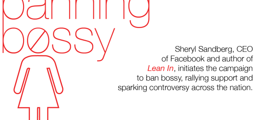 BANNING BOSSY: Sheryl Sandberg, CEO of Facebook and author of Lean In, initiates the campaign to ban bossy, rallying support and sparking controversy across the nation.