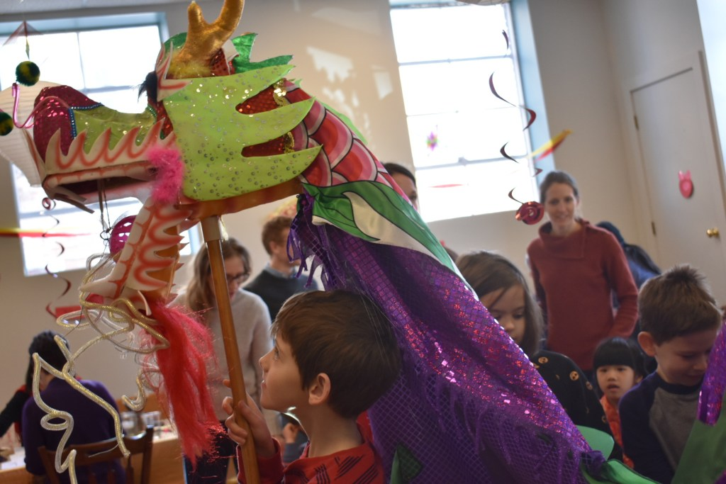 Local Roots celebrates Chinese New Year