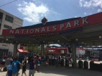 The Memorial Day Barbecue this year was held at Nationals Park.