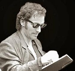 Bruce Springsteen reading