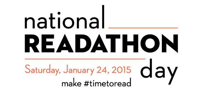 National Readathon Logo