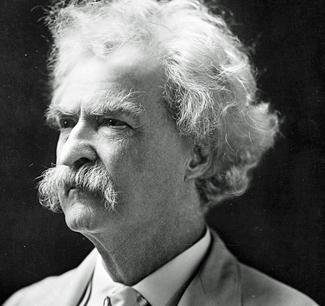Samuel 'Mark Twain' Clemens