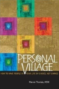 "Cover of ""Personal Village"" by Marvin Thomas"