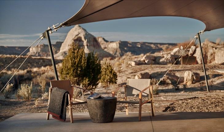 Amangiri, USA - Camp Sarika Tent 9 Bedroom