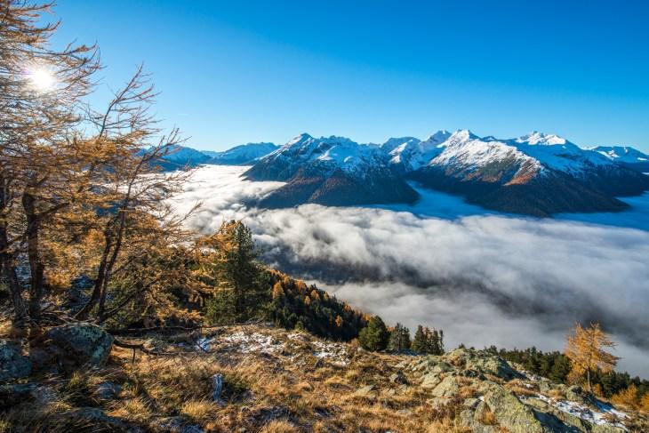 Swiss Naitonal Park - Autumn 2