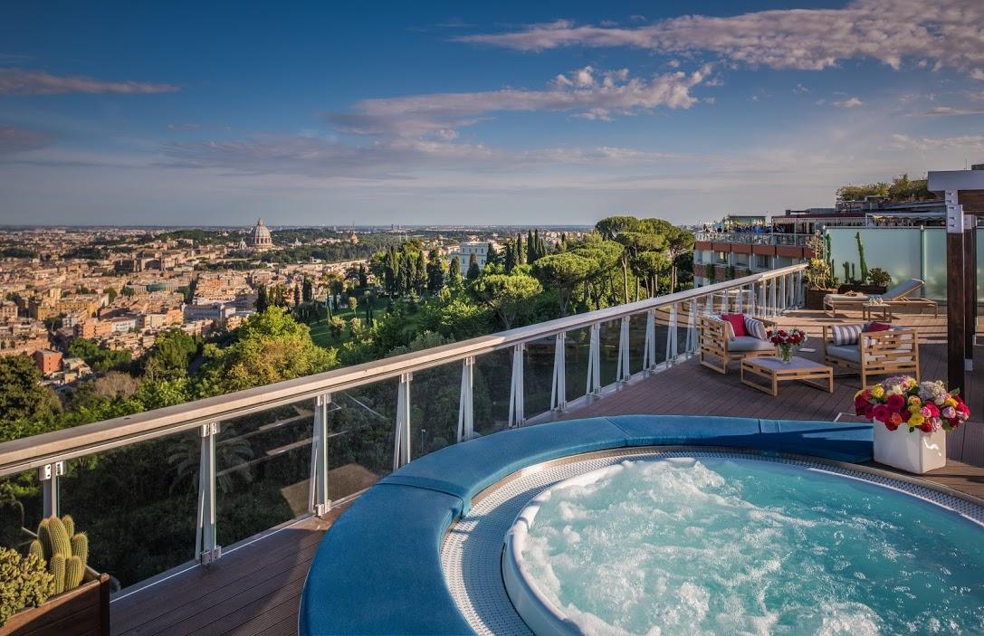 Rome Cavalieri review