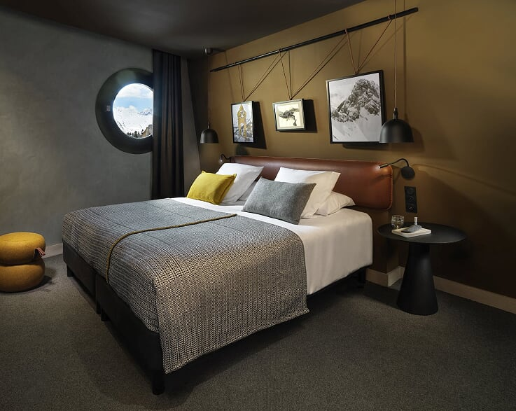 Insider's Look At Avoriaz's Haute New Stay