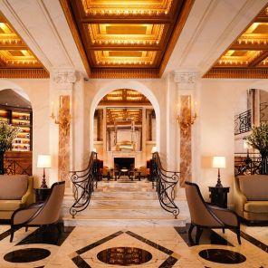 Hotel Eden review Rome