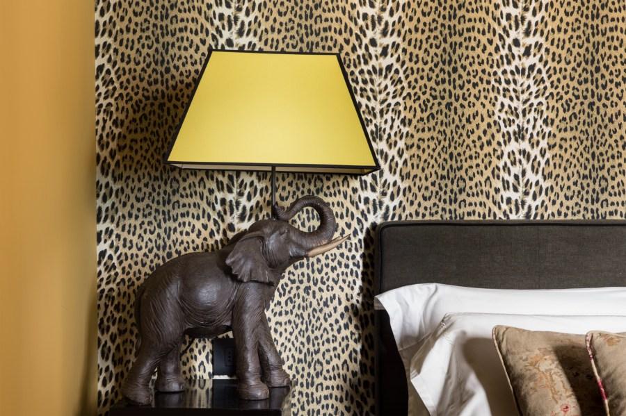 velona's jungle - darwin suite detail