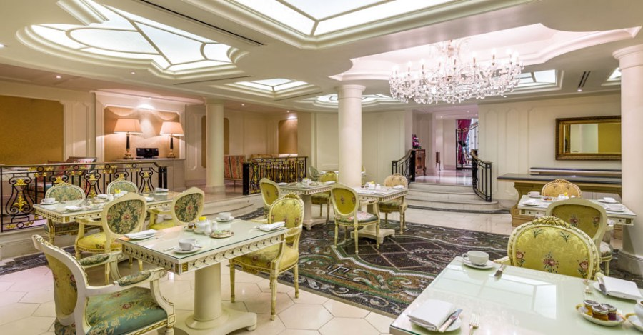 The Bentley Hotel London review - TheWordrobe.com
