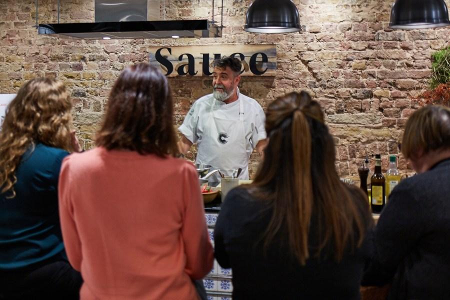 Nuno Mendes Masterclass. Please credit, Great British Chefs (3)