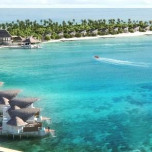 JW Marriott Maldives - North Island View Render