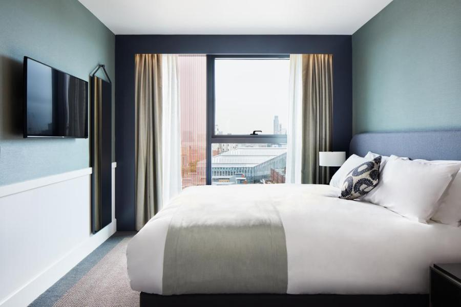 Staybridge Suites Manchester review