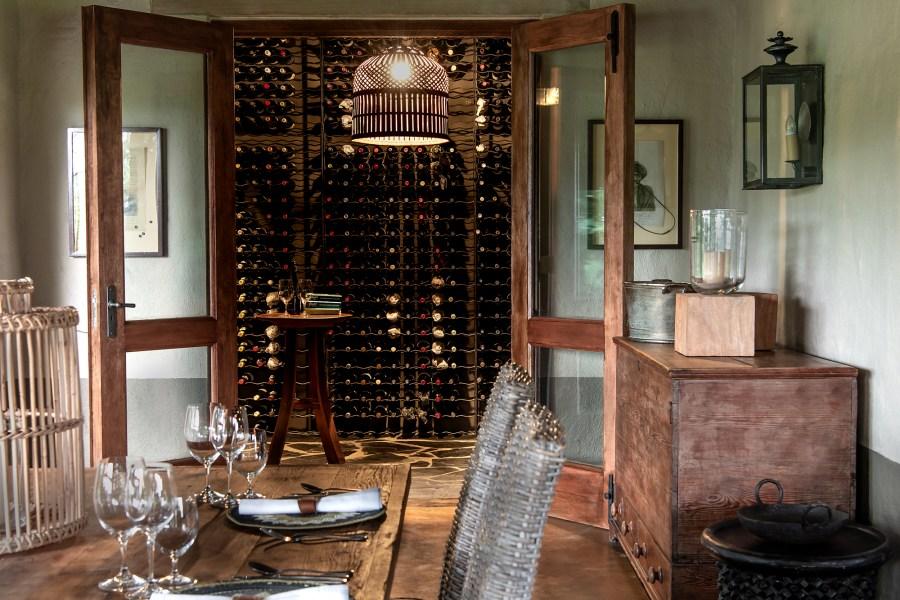 Singita-Castleton-Wine-cellar