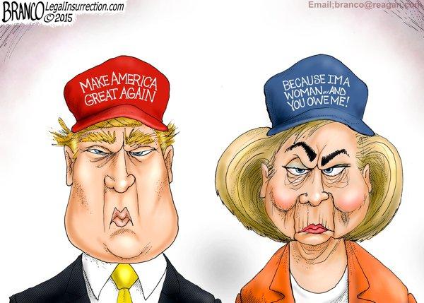 Neither Hillary nor Trump will do.
