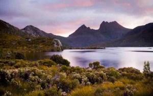 Tasmania, Cradle Top Mountain