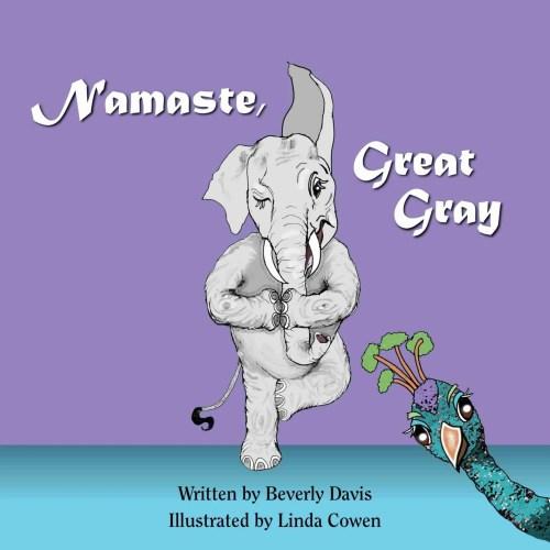 Namste Great Gray – cover jpg