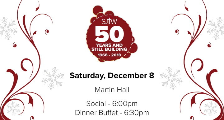 50 Years and Still Building - December 8