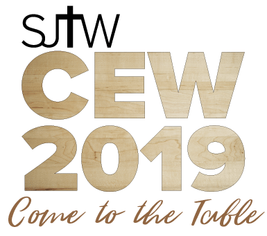 CEW 2019 Come to the Table