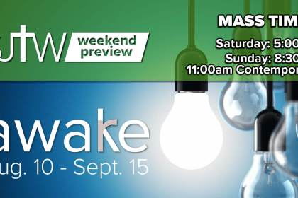 The Weekend of September 14-15