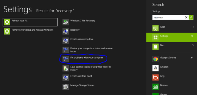 recovery, reset, restore, system, system restore windows 8, take windows 8 back in time, time machine windows 8, windows 8