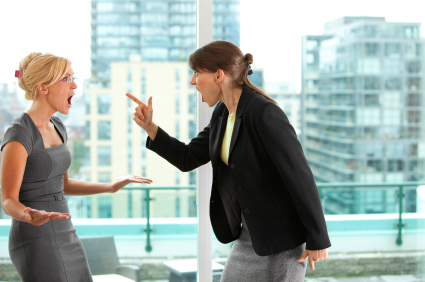 How to confront untrustworthy co-workers