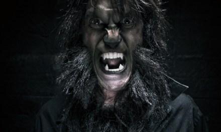 My coworker is a werewolf