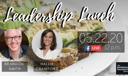 Leadership Lunch: Creatively Navigating Your Career NOW with Hallie Crawford