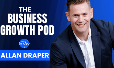 Featured: Brandon on the Business Growth Podcast