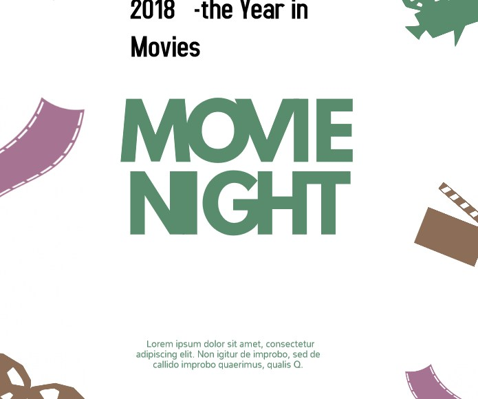 movies watched during 2018