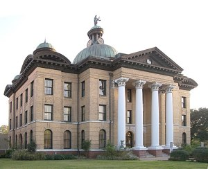 ft Bend court house